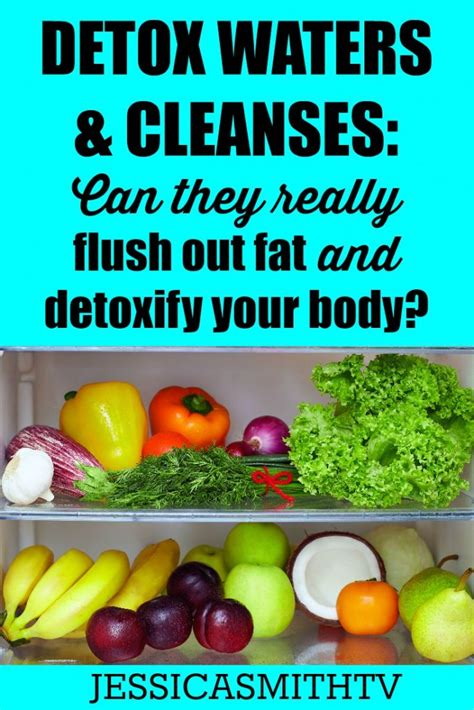 Weight Loss Detox Water Flush Water by Detox Waters And Cleanses For Weight Loss Can They Really