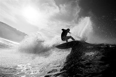 surf wallpaper black and white black and white surfer surfing water waves image