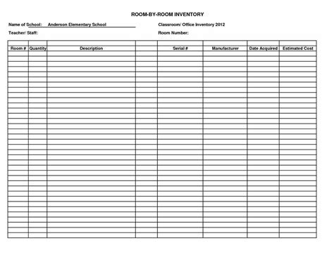 Retail Inventory Spreadsheet Template Sosfuer Spreadsheet Storeroom Inventory Template