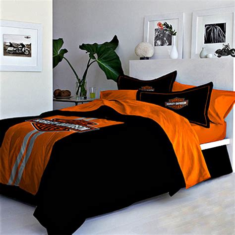 harley davidson comforter set db kids bedding