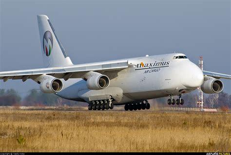 ur zyd maximus air cargo antonov an 124 at kiev gostomel photo id 352141 airplane
