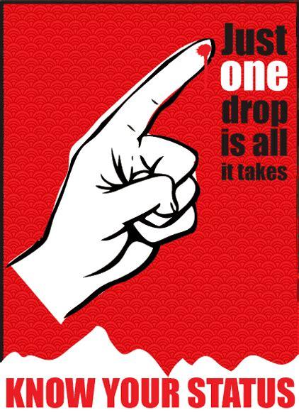design poster aids aids awareness poster design ma