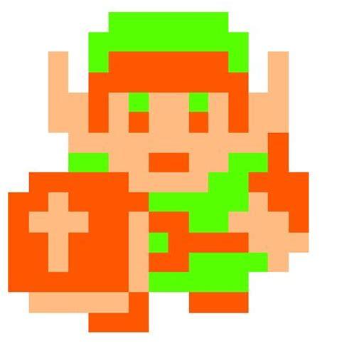 8 bit link by themagicalcrumpet d67tmj5.png 419×430 pixels   8 bit images   Pinterest