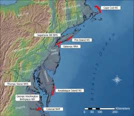 monitoring at fire island national seashore