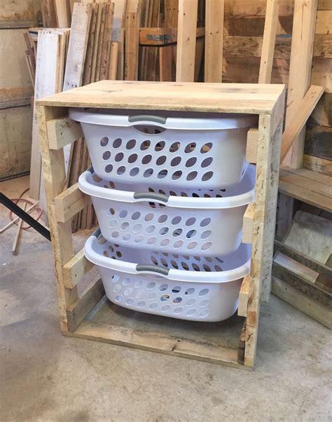 laundry room basket storage best 25 laundry basket storage ideas on