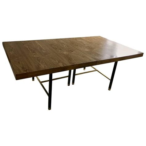 harvey probber extendable dining table for sale at 1stdibs