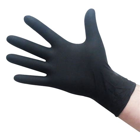 black nitrile gloves all purpose black nitrile gloves by boone hearth boone