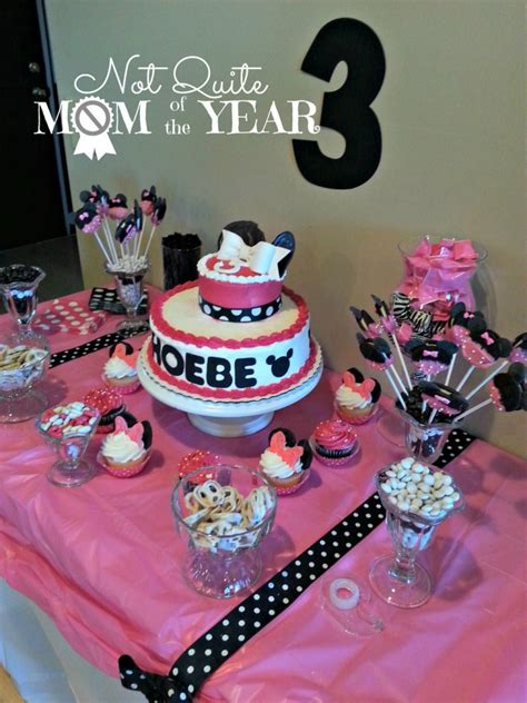 party themes minnie mouse minnie mouse party theme picture minnie mouse party theme