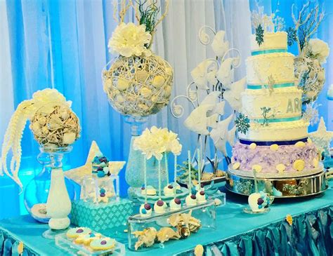 quinceanera themes under the sea winter and under the sea quincea 241 era quot winter under the