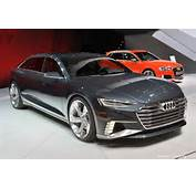 Audi Prologue Avant Concept 2016 Auto Coming