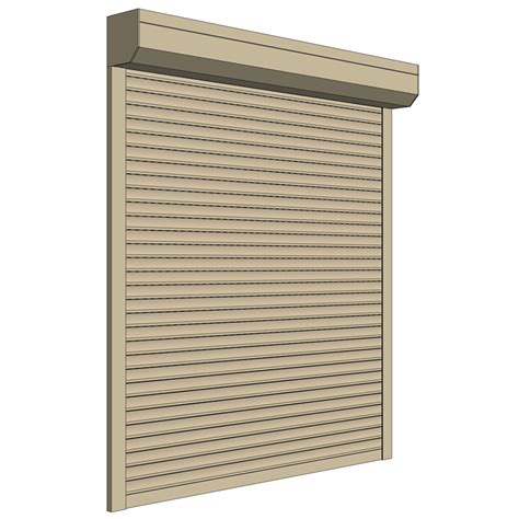 Ezy Blinds Aluminium Roller Shutters Available From Bunnings Warehouse