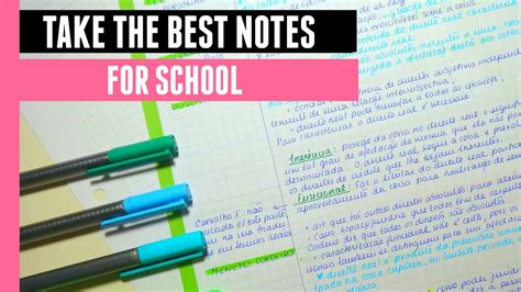 best colored pens for notes best note taking method tips on color coordinating