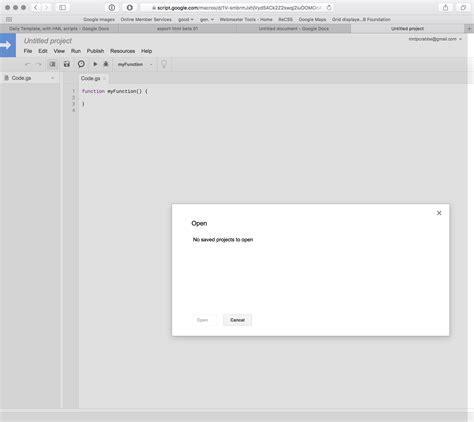google docs script template images templates design ideas