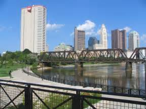 downtown columbus may refer to