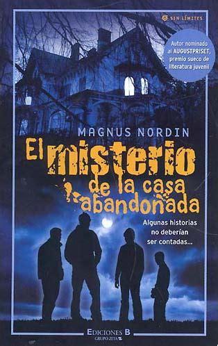 libro el misterio de la casa abandonada 161 divi 233 rtete