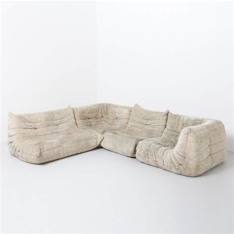 sofa togo togo sofa from the sixties by michel ducaroy for ligne