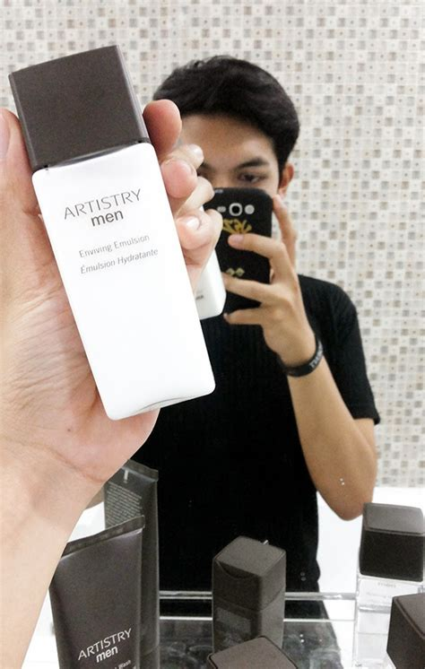 Pelembab Artistry ravi agustiana fashion artistry product s review artistrymen