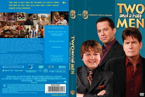 Two Season6 covers box sk two and a half season 6 high