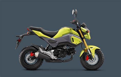 Honda Restyles 2017 Grom « MotorcycleDaily.com