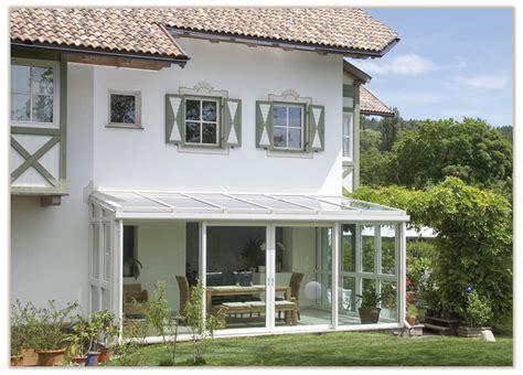 verande tutto vetro di verande pvc e per balconi e terrazzi with veranda vetro