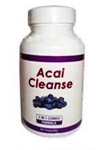 Acai Berry Cleanse Detox Liquid by Acai Cleanse Acai Berry Darmreiniger Acai Beere Fatburner