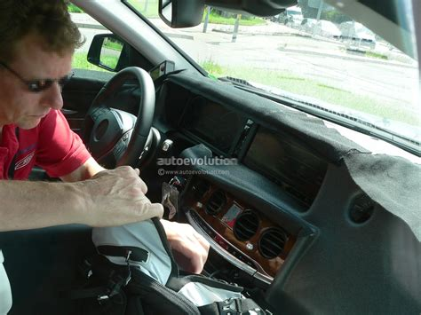 S Class 2013 Interior by Spyshots 2013 Mercedes S Class Interior Revealed