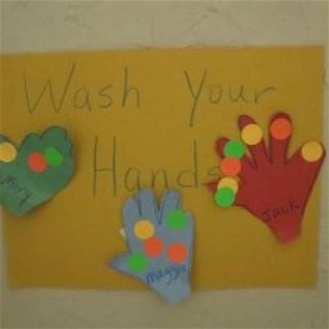 hygiene crafts for teaching about germs hygiene tip junkie