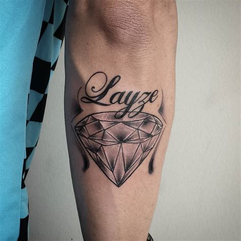 diamonds tattoo 75 best designs meanings treasure for