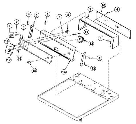 speed dryer parts diagram speed dryer parts model sdg809wf sears partsdirect