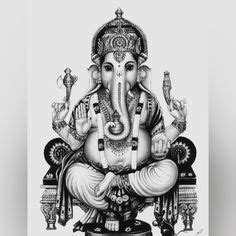 yogi tutorial vsco this is a famous painting of ganesh he is holding up the