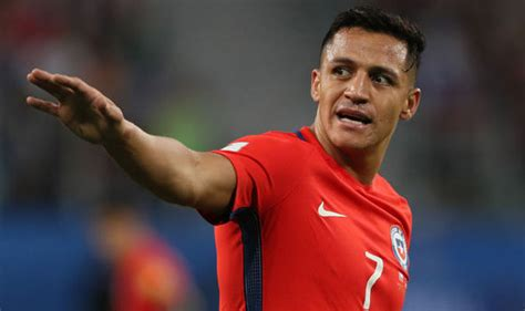 alexis sanchez zamorano alexis sanchez must leave arsenal to achieve chions