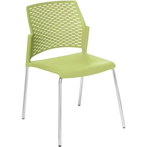 artist punches in chair eos punch cafe visitor chair avocado green officemax nz