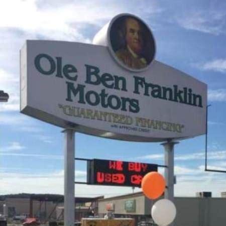 ol ben franklin motors ole ben franklin motors coupons near me in knoxville