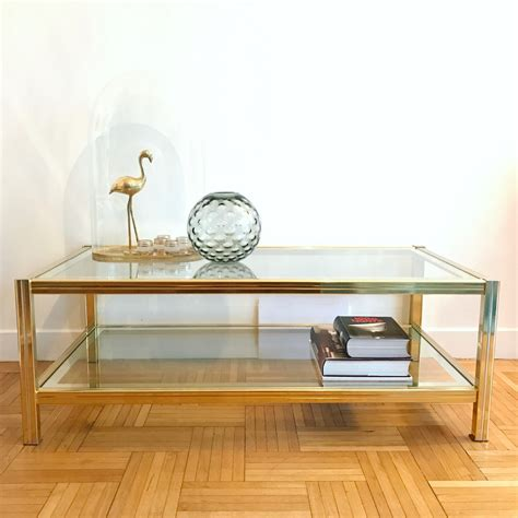 Table Basse Metal Et Verre 1604 by Table Basse Metal Et Verre Table Basse Metal Et Verre
