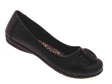 comfort pumps for work womens low heel comfort flexi work school shoes strong