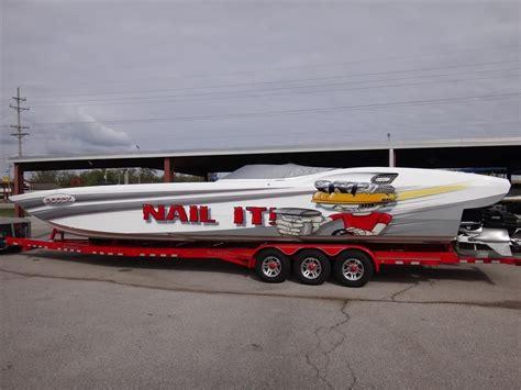 mti boats missouri mti 42 poker run race boat for sale from usa