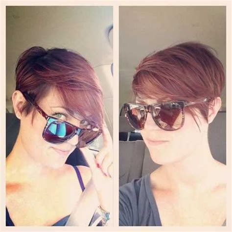 hair cuts that show front and back short hairstyle 2013 short haircuts front and back view capellistyle it