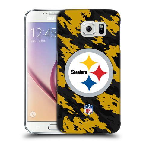 Pittsburgh Steelers Logo X3375 Casing Samsung S8 Plus Custom official nfl pittsburgh steelers logo back for samsung phones 1 ebay