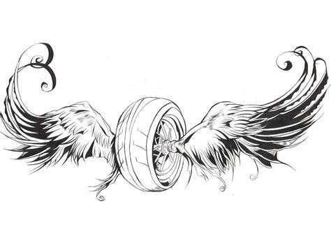 Motorrad Tattoo Frauen by Biker Tattoos Google Search Nice Tats Pinterest