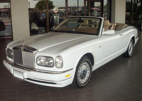 2001 Rolls Royce Corniche by 2001 Rolls Royce Corniche Convertible 60928
