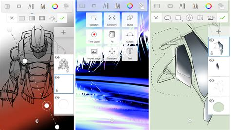 Autodesk S Sketchbook App Updates Unify Its Mobile Platform