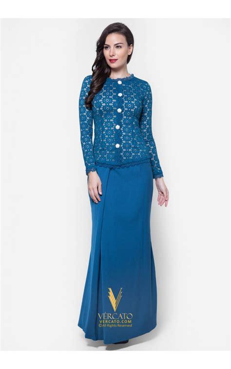 design baju lace 2017 baju kebaya lace vercato mia in green