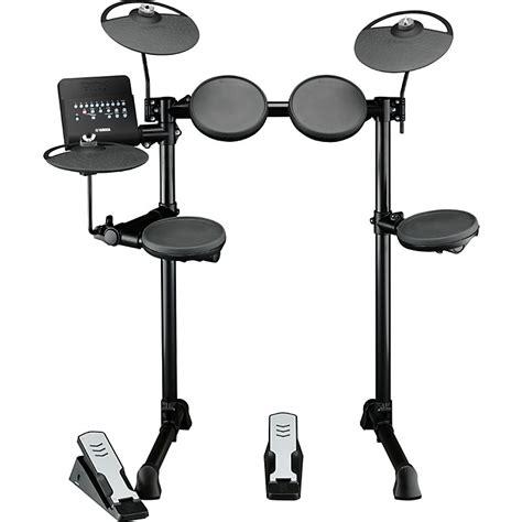 yamaha dtx400k electronic drum set musician s friend