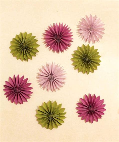 How To Make Pinwheel Flowers From Paper - paper flower pinwheel inspiration