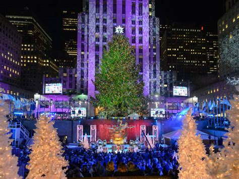 Here S Who Will Be Performing At This Year S Rockefeller When Is The Rockefeller Tree Lighting