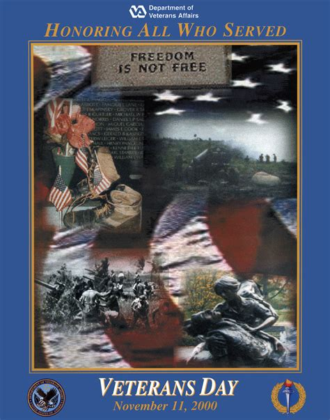 Masses Of Prints At The Va by Honoring All Who Served A Veterans Day Poster Gallery On