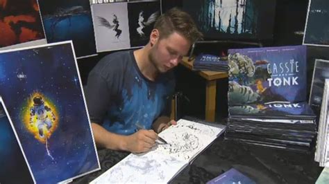 prairie comics prairie comic creators talent on display at festival ctv news winnipeg