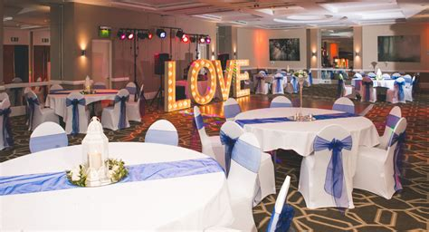 Wedding Backdrop Hire Newcastle by Copthorne Hotel Newcastle Newcastle Upon Tyne Wedding