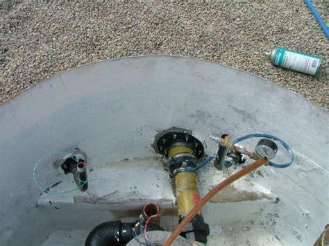 Sump Repair Leaking Sumps Repair Or Replace