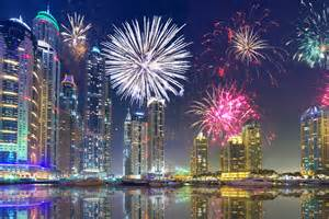 new year s colors dubai on new year s best places to the